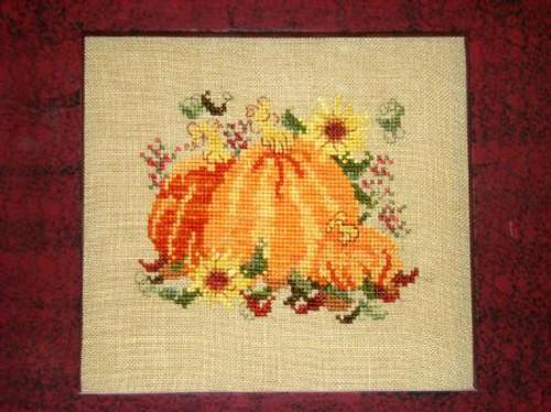 Autumn Tidbits / Country Garden Stitchery