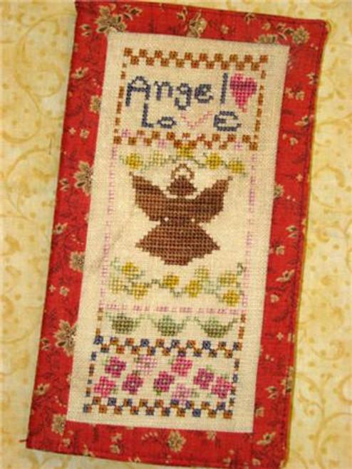 Angel Love / Country Garden Stitchery