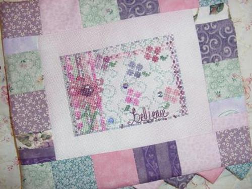 Believe / Country Garden Stitchery