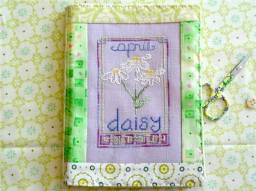 April Daisies / Country Garden Stitchery