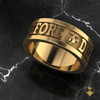 """Death Before Dishonor USMC Ring available in Sterling Silver, 10k, 14k and 18k White or Yellow gold. """"Made by Marines for Marines""""  100% Satisfaction Guaranteed"""