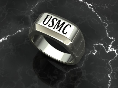 Marine Corps Tough 10k White Gold