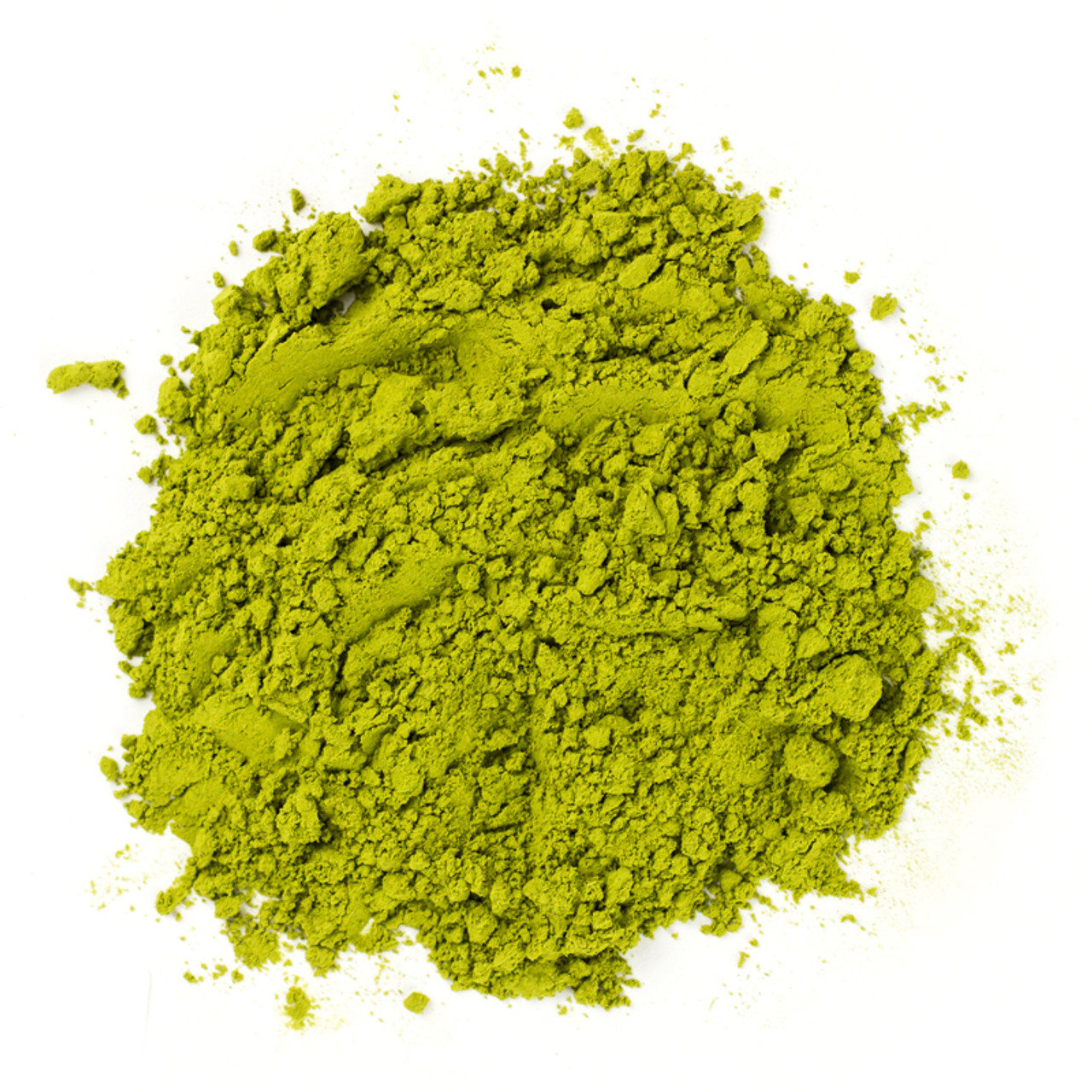 Matcha-Powdered Green Tea