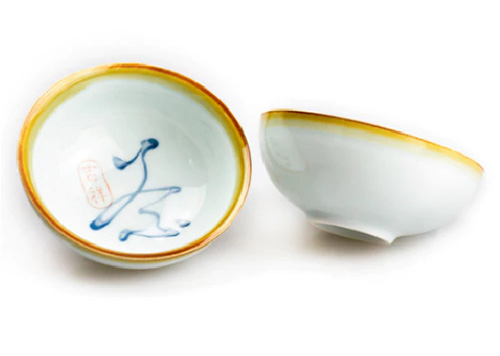 Celadon Porcelain Tea Cup