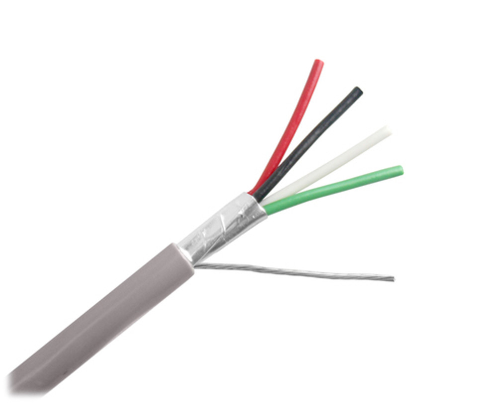 Shielded Multi conductor Cable, 22 AWG