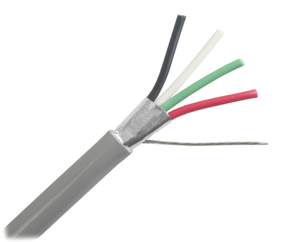 Shielded Multi conductor Cable, 20 AWG