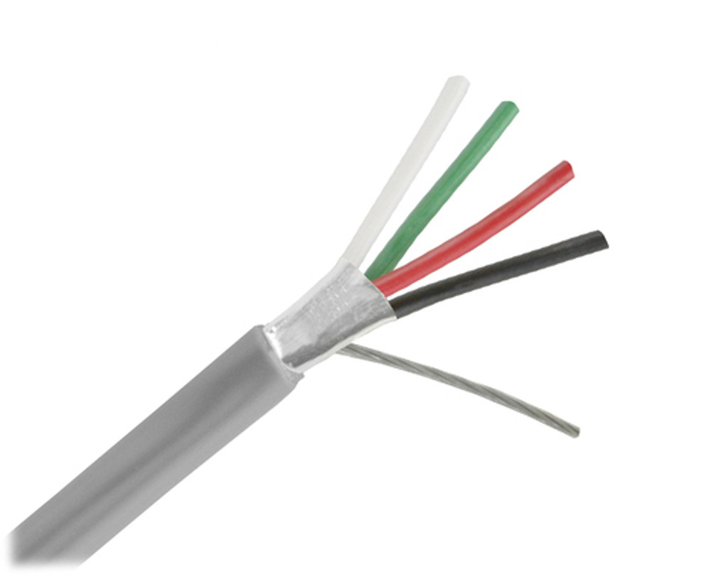 Shielded Multi conductor Cable, 18 AWG