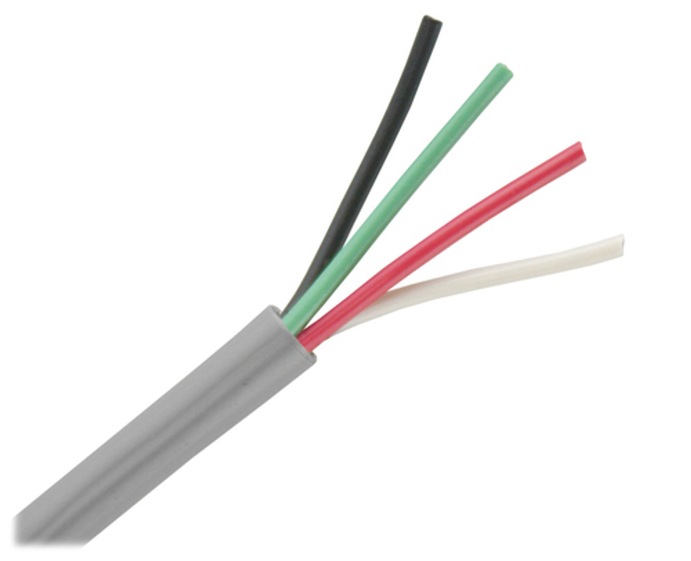 Unshielded Multi conductor Cable, 20 AWG