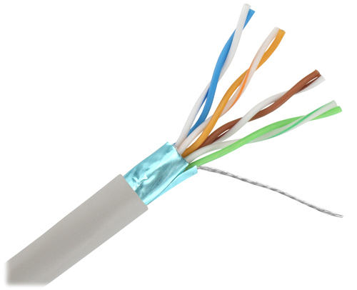 Peachy Cat5E 26 Awg Shielded Stranded Tinned Copper Wiring Digital Resources Indicompassionincorg