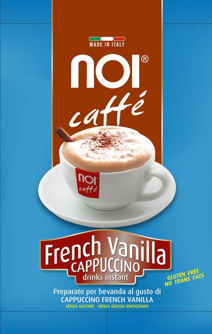 Noi Cappuccino French Vanilla Case (20 bags x 1.1lbs)