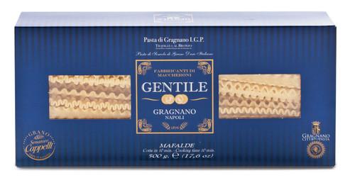 Pasta Mafalde, Gentile, Gragnano-Napoli, 1.1 lb (500 g)