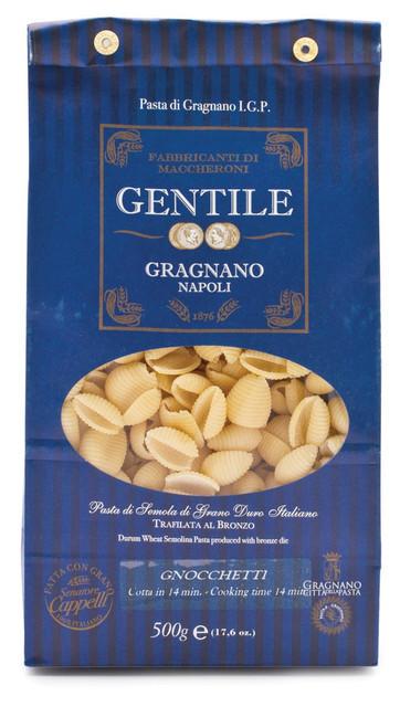 Pasta Gnocchetti, Gentile, Gragnano-Napoli, 1.1 lb (500 g)