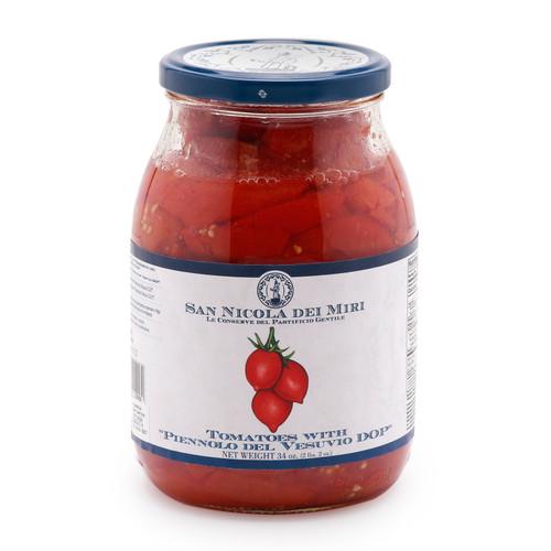 Cherry Tomatoes, Pomodorini Del Vesuvio, Napoli, 34.2 oz (970 g)