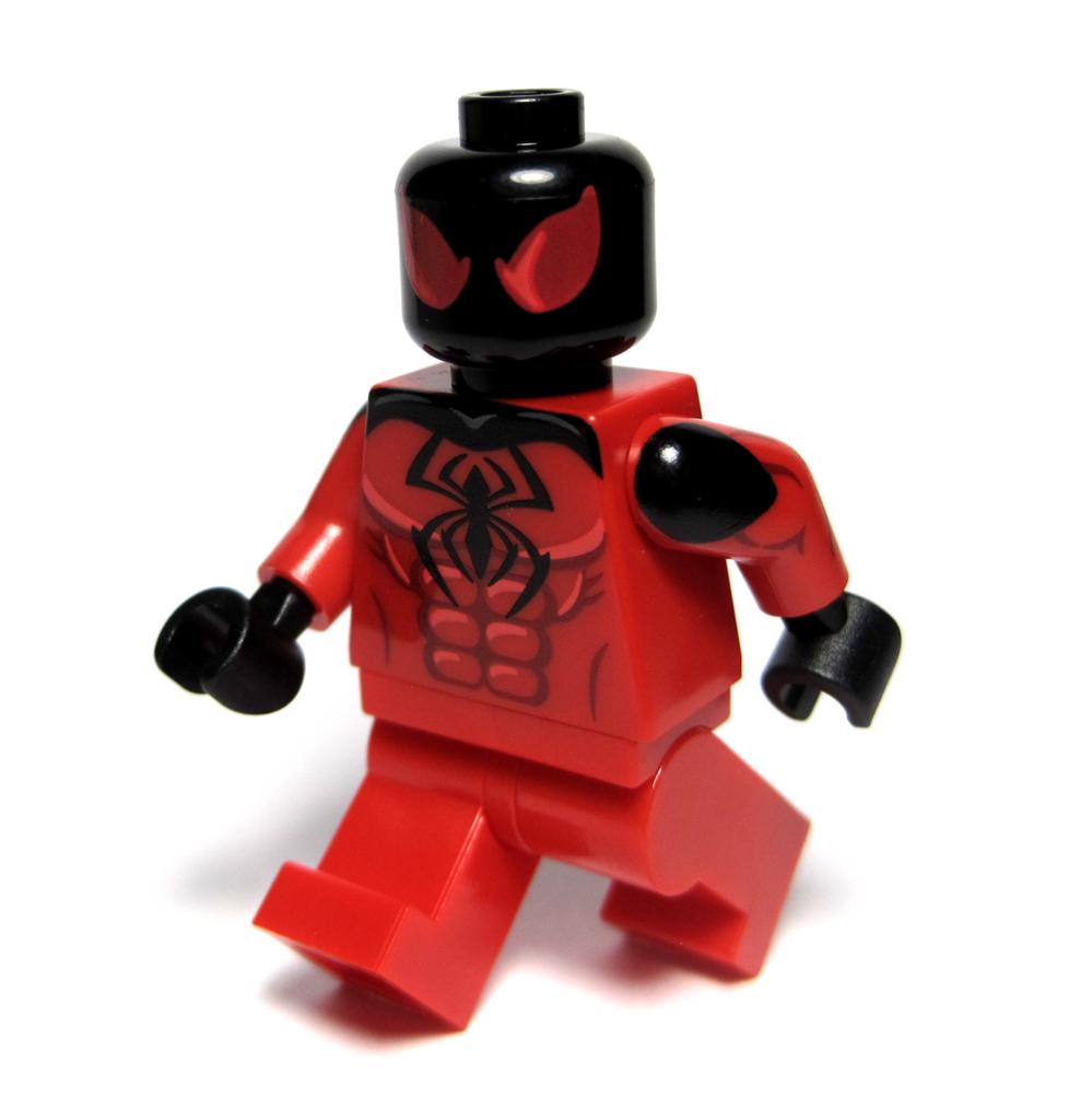 Crimson Arachnid