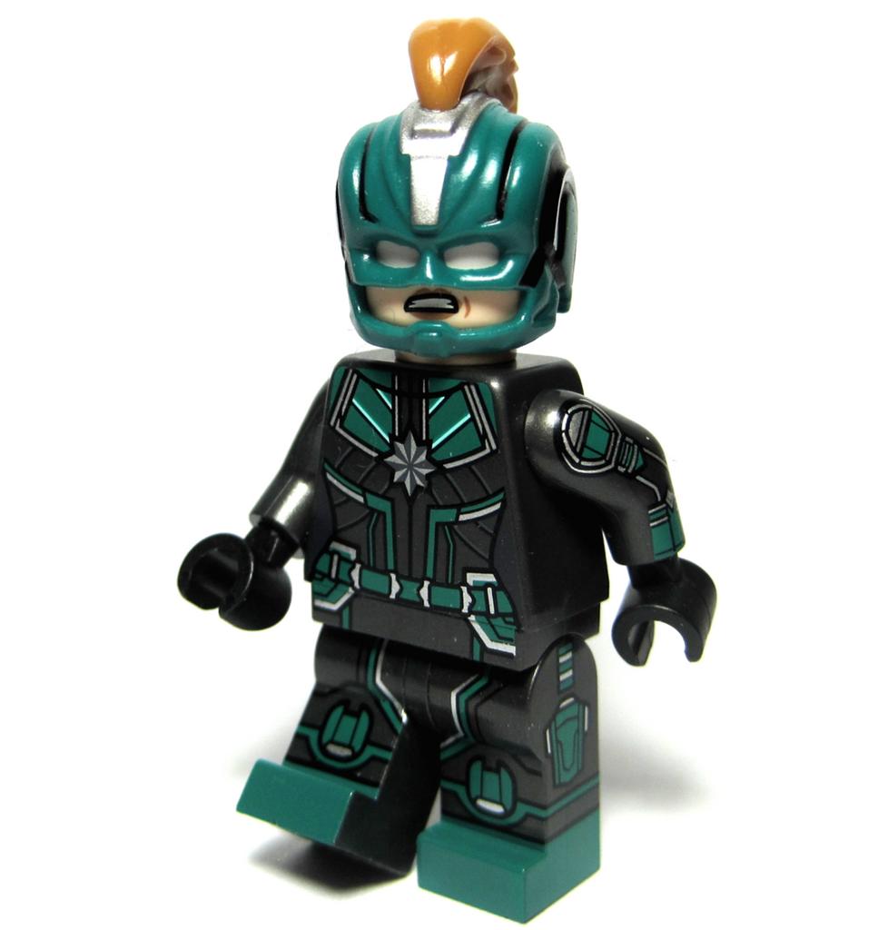 Emerald Cosmic Warrior