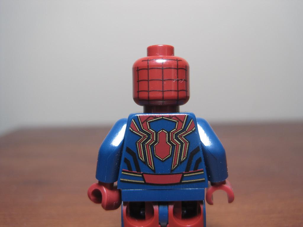Infinite Arachnid Hero - DISCOUNT - D1