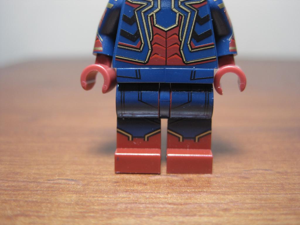 Infinite Arachnid Hero - DISCOUNT - D6