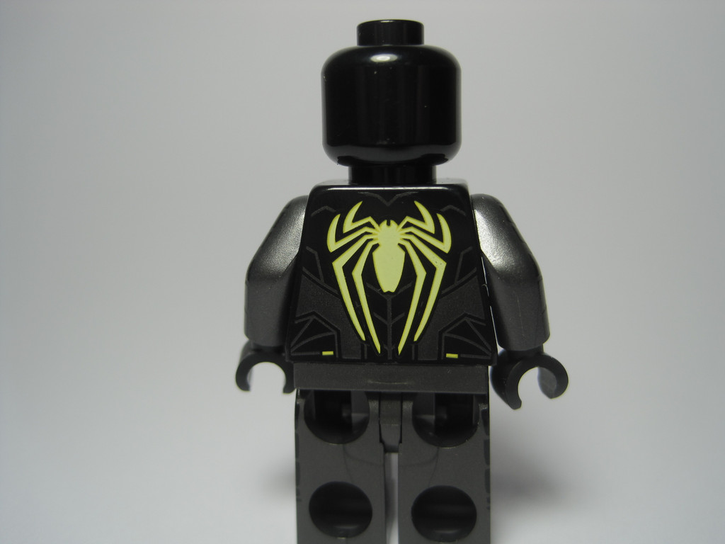 Black Arachnid - DISCOUNT - D3