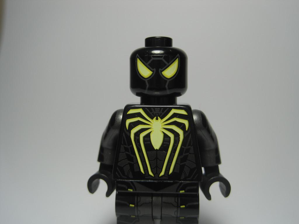 Black Arachnid - DISCOUNT - D4