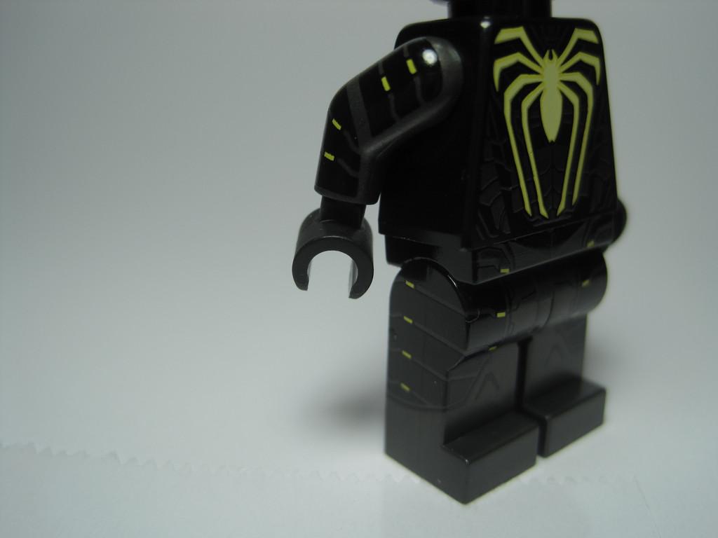 Black Arachnid - DISCOUNT - D9
