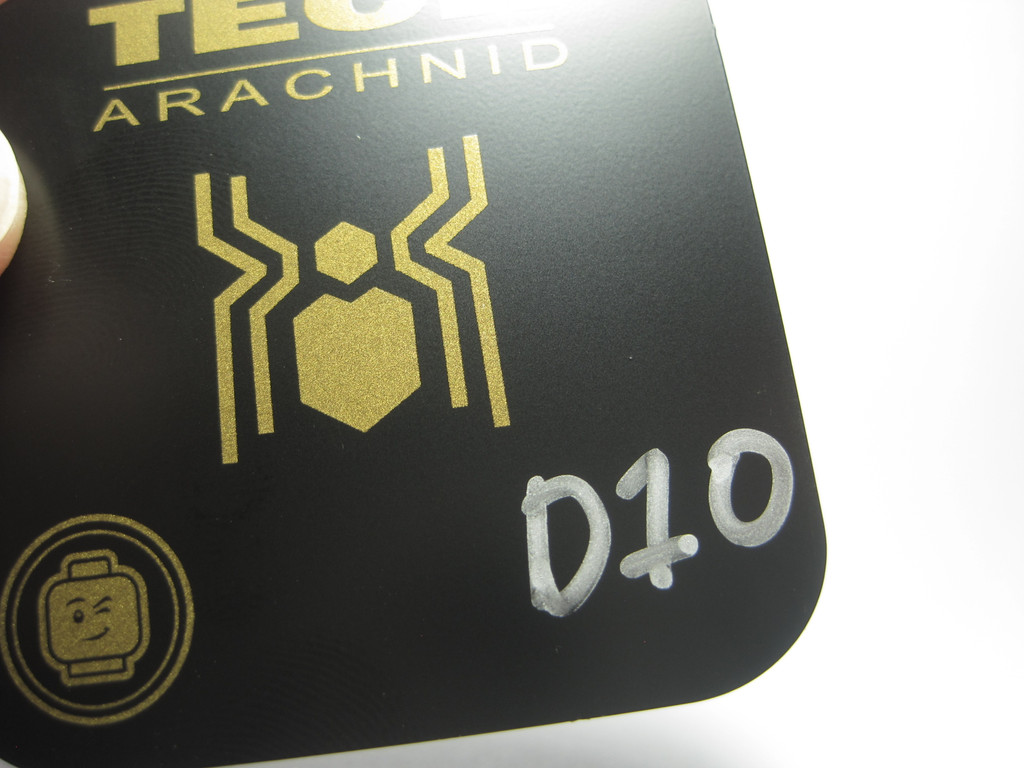 Tech Arachnid - DISCOUNT - D10