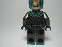 Emerald Cosmic Warrior - DISCOUNT - D1
