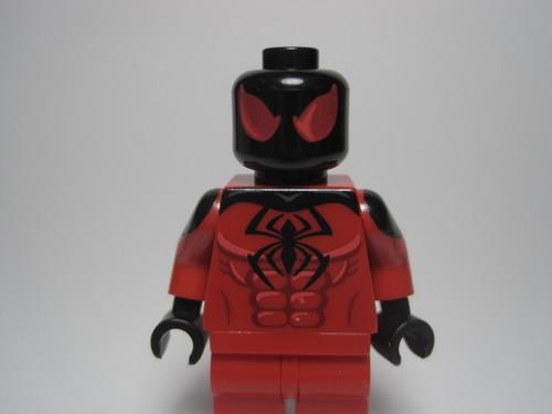 Crimson Arachnid - D3