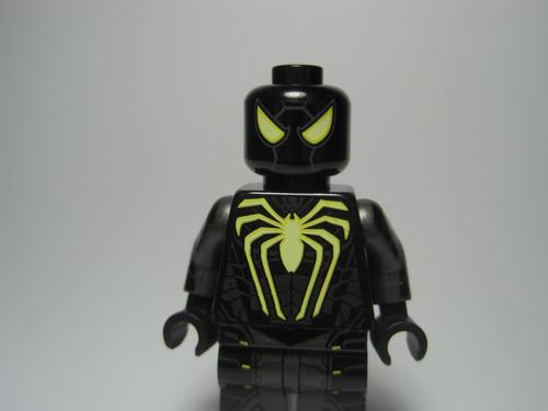 Black Arachnid - DISCOUNT - D6