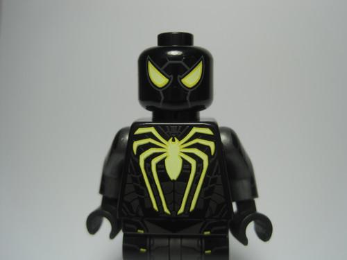 Black Arachnid - DISCOUNT - D8