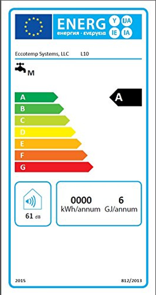 CEL10 Energy Guide