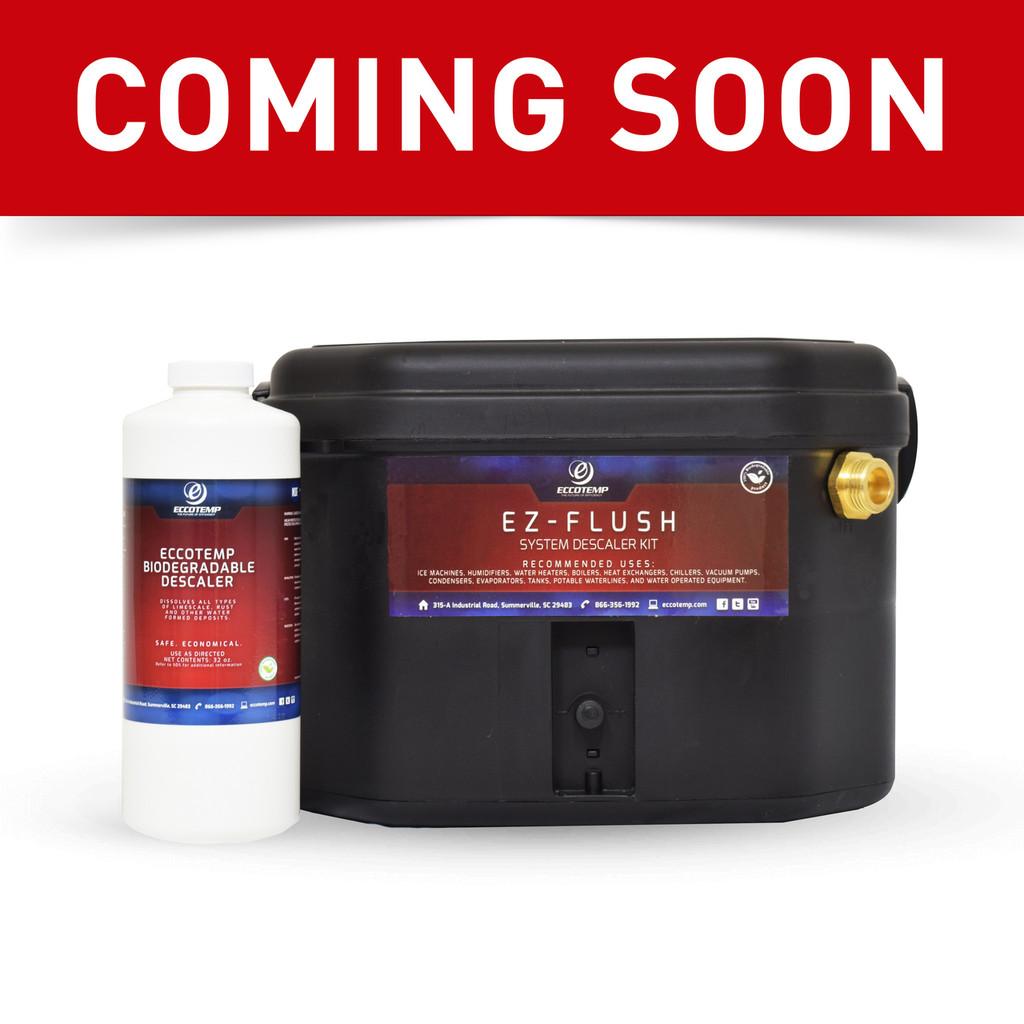 Eccotemp EZ-Flush Descaler Kit with Solution