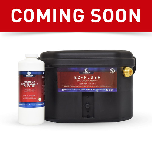 Eccotemp EZ-Flush Descaler Kit with Solution