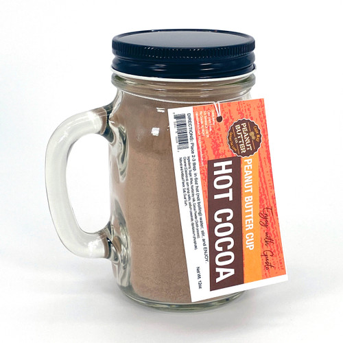 Peanut Butter Cup Hot Cocoa