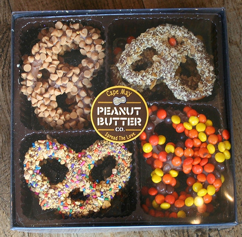 Gourmet Candy Covered Pretzels