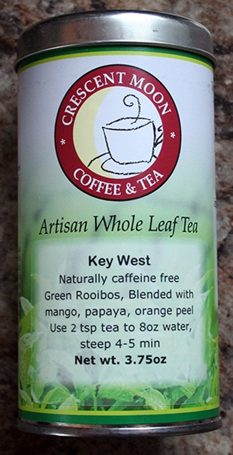Key West Tea by Crescent Moon