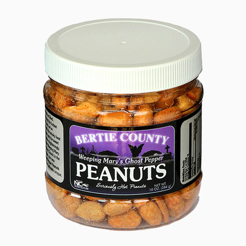 Weeping Mary's Ghost Pepper Bertie County Peanuts