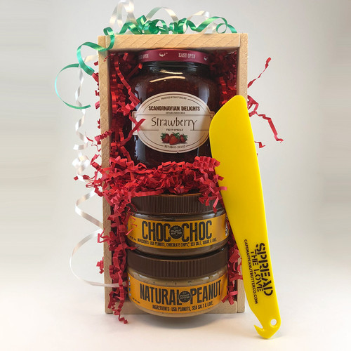 Large PB&J Gift Pack with Spreader