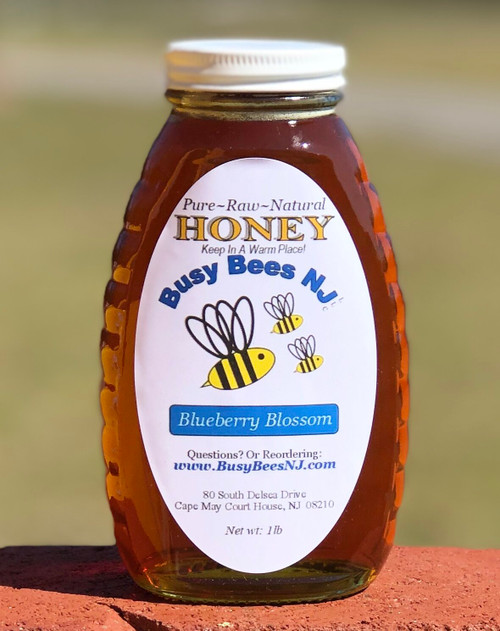 Blueberry Blossom Honey - Busy Beees NJ