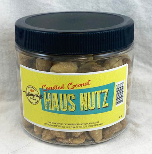 Candied Coconut Peanuts