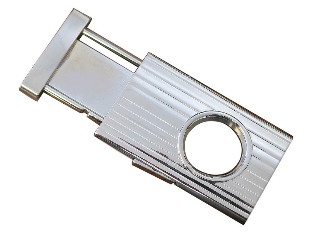 Silver Guillotine Cutter