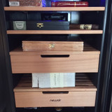 Cigar Humidor review Model: CC-300H from NewAir