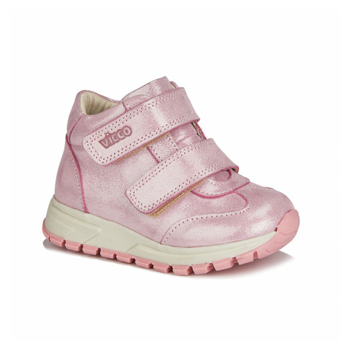 Papi II Pink (Leather)