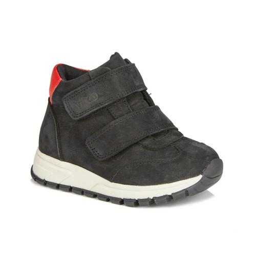 Papi Black Leather