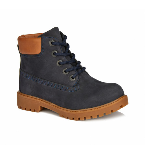 Gama Navy (Leather)