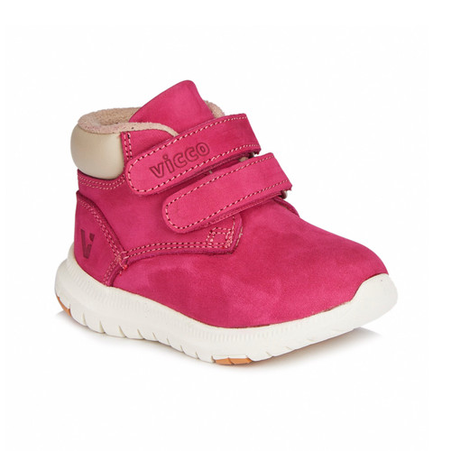 Melvin Fuchsia (Leather)
