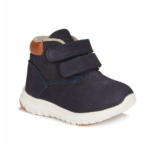 Melvin Navy (Leather)