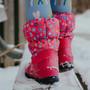 Snowy Fuchsia