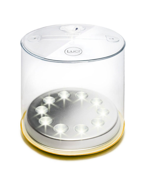 Luci Original Inflatable Solar-Powered LED Light