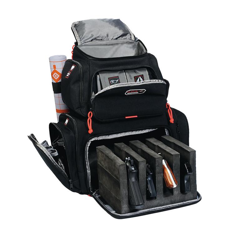 G.P.S. Handgunner Backpack Black