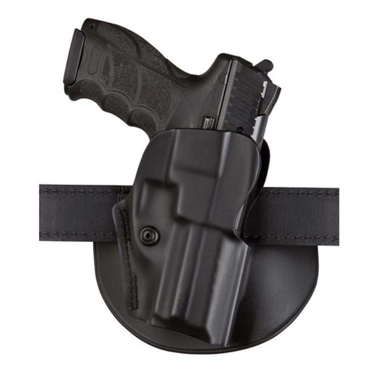Safariland 5198 Open Top Concealment Holster Black RH - 1129032